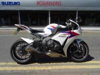 2012 12 Plate Honda CBR1000 RR-C 8419 miles
