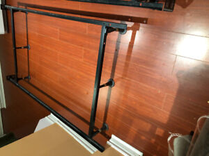 Singal & double size frames with free singal boxes $100