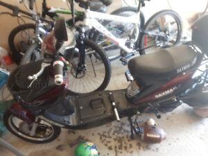 Daymak E-Bike for sale in Oshawa ( needs repairs)
