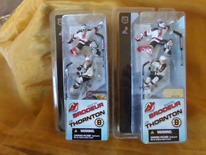 "McFarlane Sport Figures Hockey Two Pack 3"" scale"