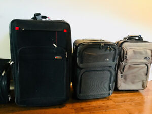 XL-M ROLLING LUGGAGE BAGS + CARRYING CASES