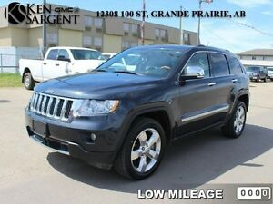 2012 Jeep Grand Cherokee Overland  - Sunroof -  Navigation -  Co