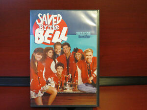 Saved By the Bell: Seasons 1 & 2 and 3 and 4