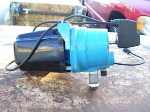 Shallow Well / Down Hole Pump