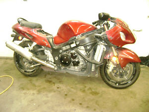 2007 Suzuki Hayabusa Frame And Parts For Sale $1500 GSXR 1300