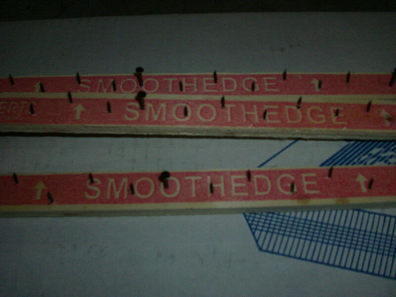 Prenail Smoothedge Carpet Gripper Strips Other Cambridge Kijiji