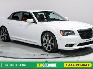 2014 Chrysler 300 SRT CUIR MAGS CAM DE RECULE BLUETOOTH