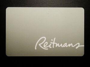 $56 Reitmans Gift Card