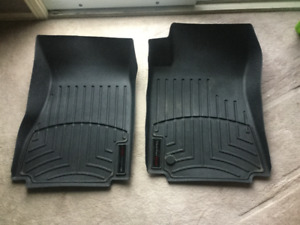 WeatherTech Floor Mats Cadillac CTS