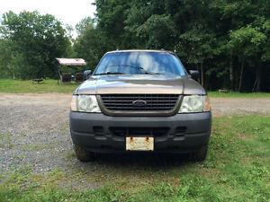 2003 Ford Explorer VUS