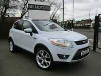 2012 Ford Kuga 2.0TD ( 162ps ) 4X4 Powershift Titanium X(TOP SPEC,HISTORY)