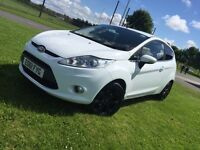 2011 61 Ford Fiesta 1.4 tdci zetec £20 road tax 70 mpg history mot
