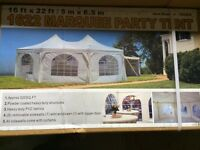 16'x22' Party Tent