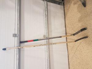 Bâtons de Hockey