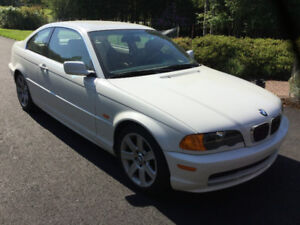 2000 BMW 3-Series 325Ci Coupe (2 door)
