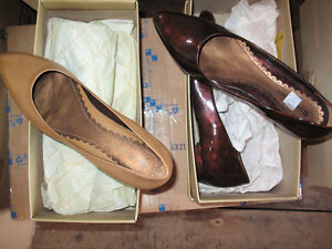 Naturalizer Leather Shoes and Boots - new in box never worn -