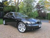 BMW 730D 3.0TD SE Auto 2006 - 231 BHP - 134K MILES - FSH - MINT CONDITION