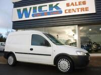 2010 Vauxhall COMBO 2000 CDTI SWB VAN *LOW MILES* Manual Small Van