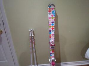 Skis fille Roxy 130 cm