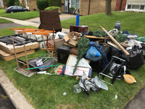 Lowest Price Junk Removal Starting at $29