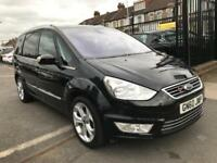 FORD GALAXY TITANIUM X TDCI 2011 Diesel Manual in Black
