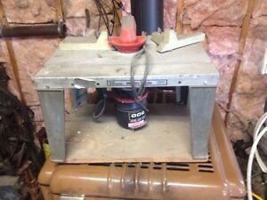 Craftsman Router & table