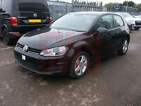2016 Volkswagen Golf TDi1.6 3dr DAMAGED ON DELIVERY