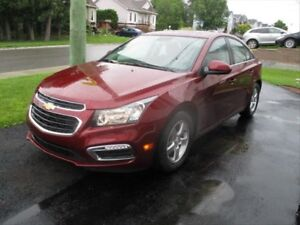 2015 Chevrolet Cruze 2LT USB/AUX READY! SATELLITE! HEATED SEATS!