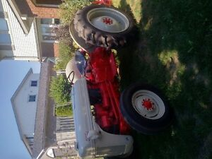 1952 8N Ford Tractor and Plow for sale Stratford Kitchener Area image 1