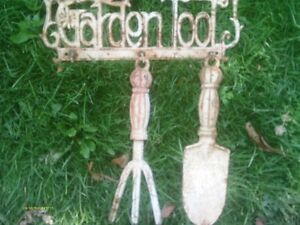 Outdoor CAST IRON Hanging Decor