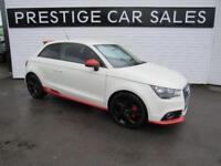 2012 Audi A1 1.4 TFSI Competition Line 3dr Petrol white Manual