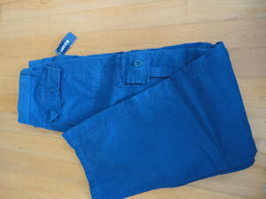 Brand new with tags Boy's Old Navy blue cargo pants Size 14 London Ontario image 5