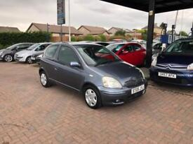 2005 Toyota Yaris 1.0 VVT-i Colour Collection Hatchback 3dr Petrol Manual