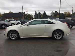 2012 CADILLAC CTS COUPE PERFORMANCE * LEATHER * REAR CAM * BLUET London Ontario image 3