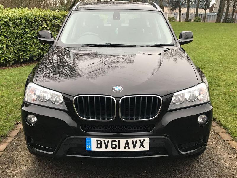 BMW X3 xDrive20d SE (black) 2011 | in Failsworth, Manchester | Gumtree