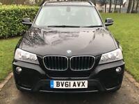 BMW X3 xDrive20d SE (black) 2011