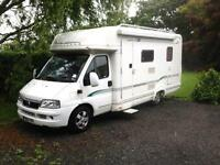 Bessacarr E710, Only 17933 Miles, 2004, 2800cc, Rear Fixed Bed, Urgent Viewing.