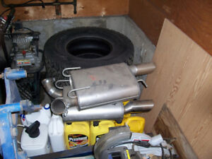 Classic car parts - mostly Ford