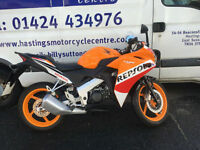 Honda CBR125R Repsol Sports Bike / Learner Legal 125 / Nationwide Delivery