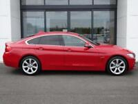 2014 BMW 4 Series Gran Coupe 2.0 420d Luxury Gran Coupe xDrive (s/s) 4dr