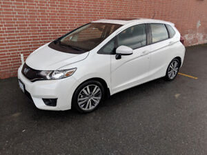 2016 Honda Fit Ex - Manual Transmission