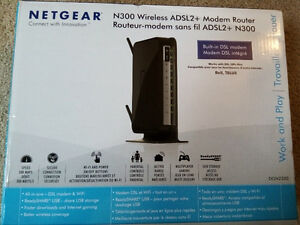 Router / Modem wireless   N300 ADSL2+ London Ontario image 1