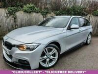 2014 BMW 3 Series 2.0 320D M SPORT TOURING 5d 181 BHP Estate Diesel Manual