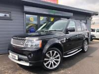 Land Rover Range Rover Sport 3.6TD V8 auto Autobiography Sport LE *Playstation*