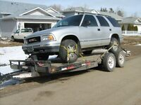 We are looking for unwanted vehicles to haul away