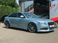 "Audi A4 2.0 TDi 143 SE, 08 Reg, 93k, Tastefully Modified, Big Spec, 20"" Alloys."