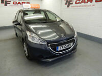 Peugeot 208 1.4HDi Access - £0 (FREE) ROAD TAX! FINANCE FROM ONLY £31 PER WEEK!