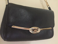 COACH crossbody (adjustable) pebble leather