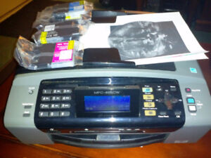 Brother MGC-495CW  Wireless Office Copier