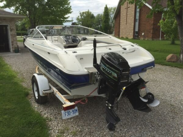 Used 1994 Bayliner 1859 capri ls